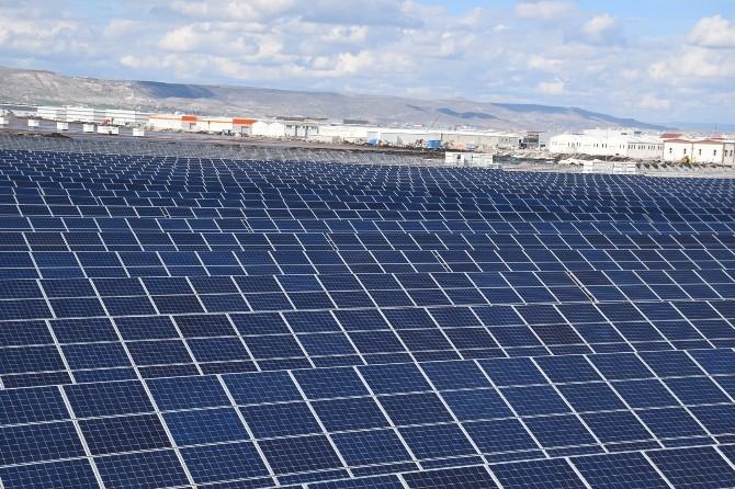 kayseri-osb-güneş-santrali